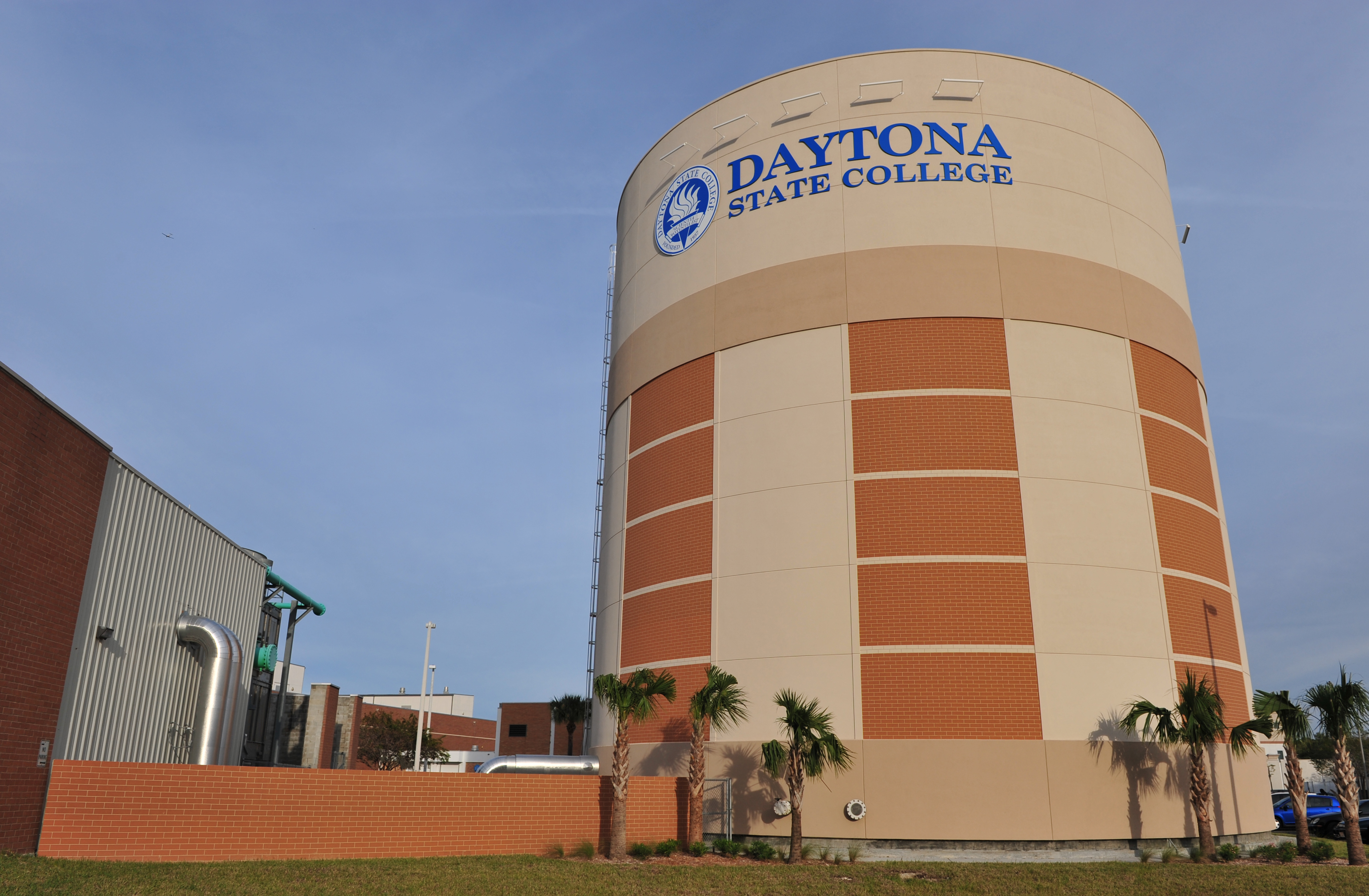 Daytona State College Thermal Energy Storage System Cape
