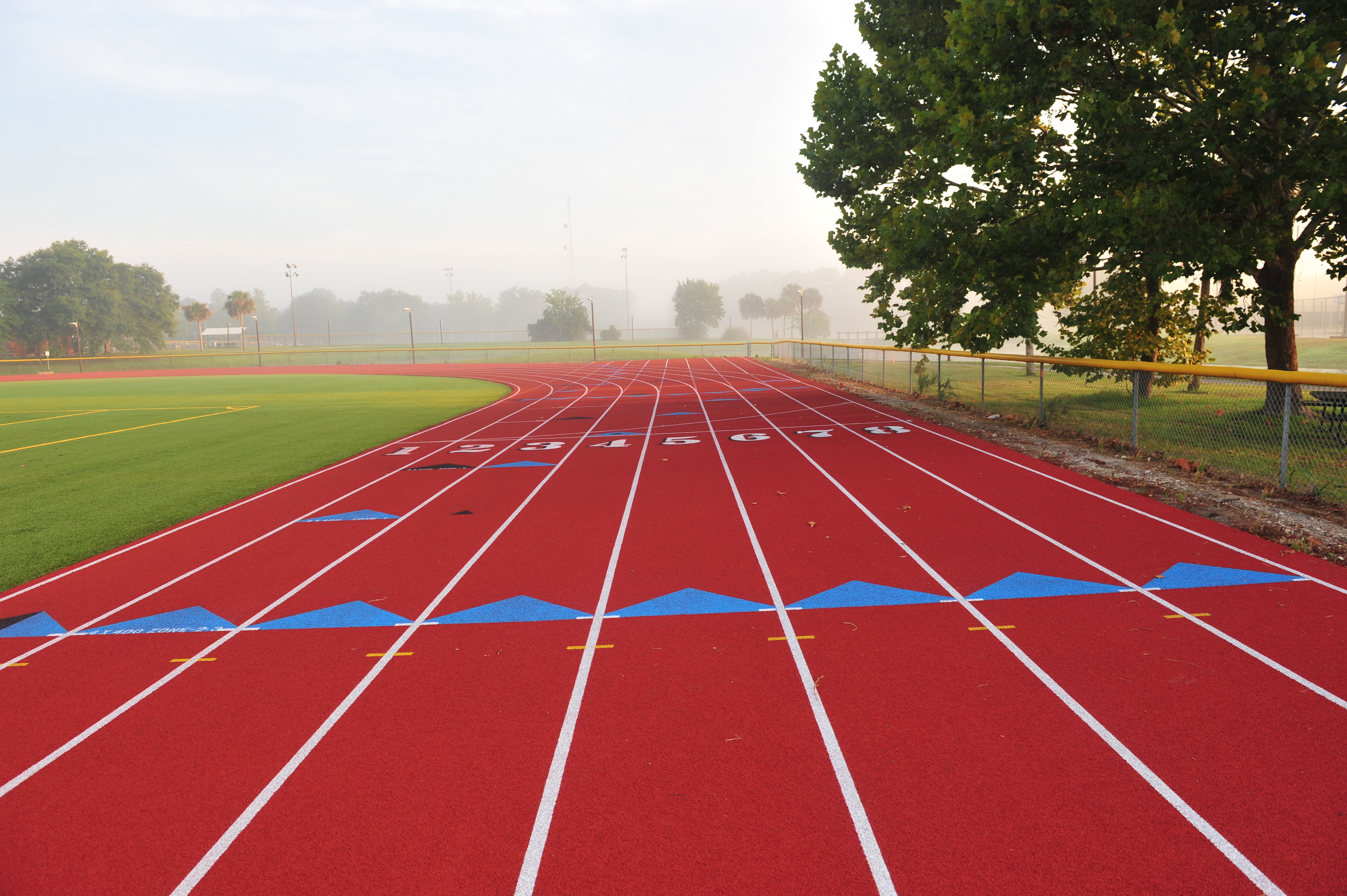 Kings Bay Athletic Track Amp Field Cape Design Engineering Co