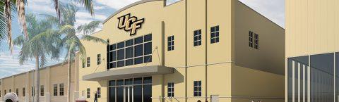 UCF Wayne Densch Expansion